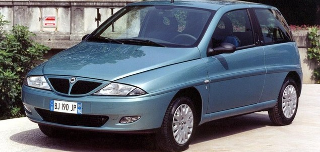 Lancia Ypsilon I 1.1 55 KM