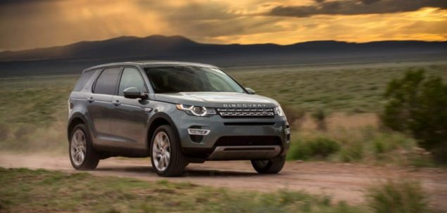 Land Rover Discovery Sport I 2.0 Si4 240 KM