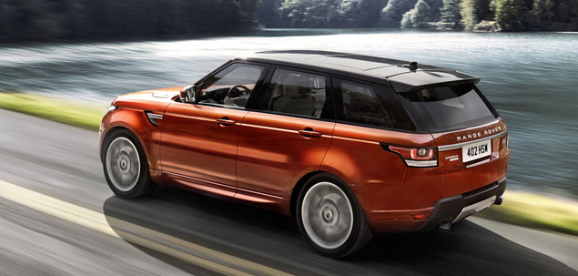 Land Rover Range Rover Sport II 4.4 SDV8 339 KM
