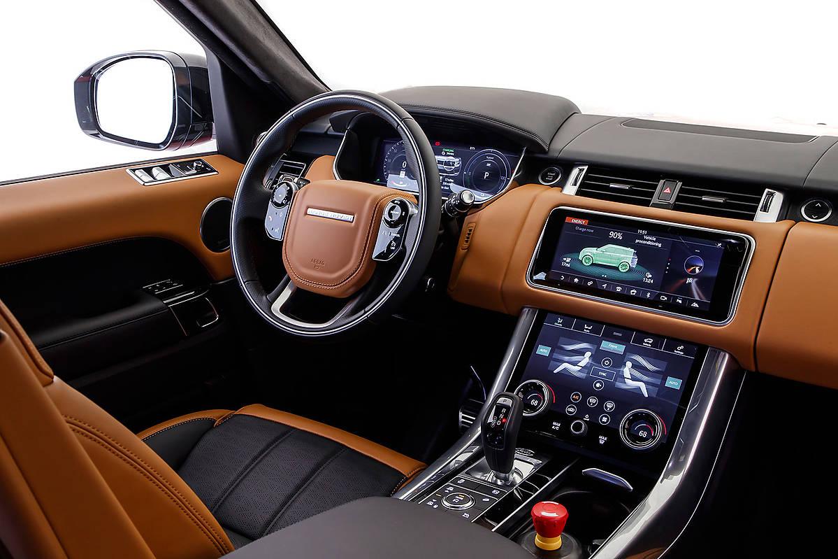 Land Rover Range Rover Sport II Hybryda 2.0 Si4 PHEV 404 KM