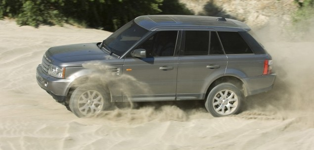 Land Rover Range Rover Sport I 4.2 390 KM