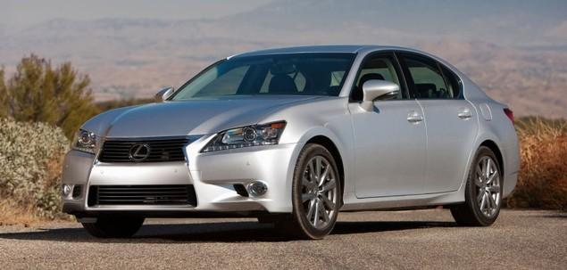 Lexus GS IV 450h 345 KM
