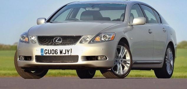 Lexus GS III 450h 295 KM