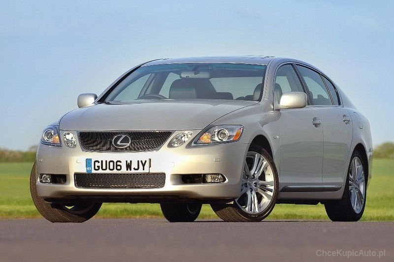 Lexus GS III 430 283 KM