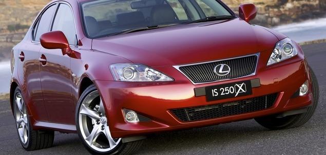 Lexus IS II F 423 KM