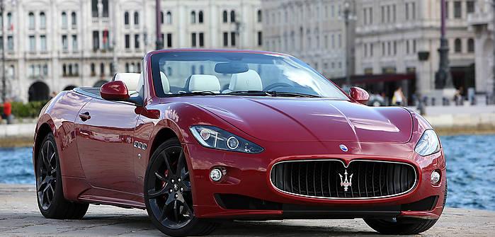 Maserati GranCabrio V8 450 KM