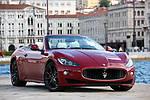 Maserati GranCabrio V8