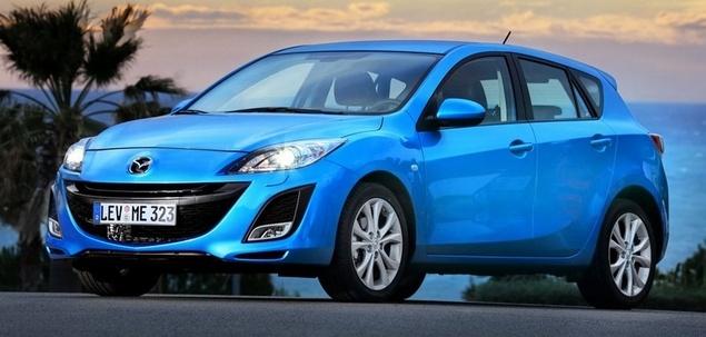 Mazda 3 II 1.6 CD 115 KM