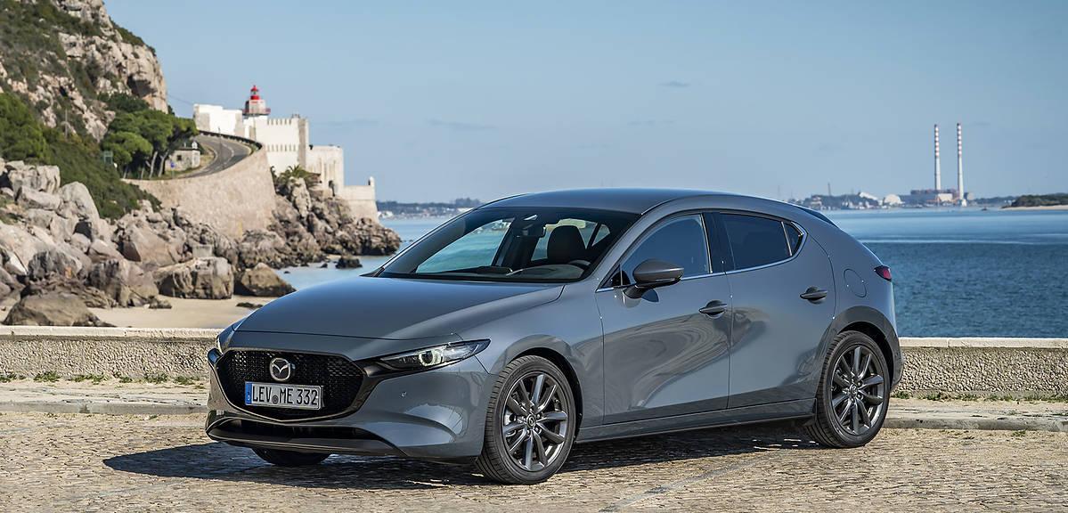 Mazda 3 IV 2.0 Skyactiv-G 122 KM