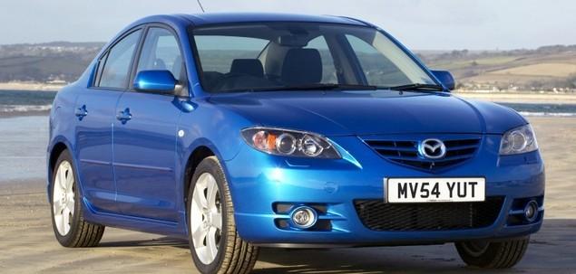 Mazda 3 I 1.6 16V 105 KM