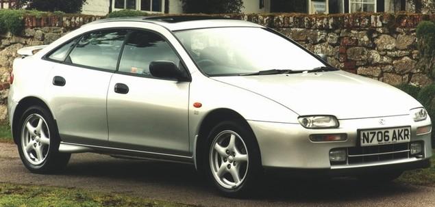 Mazda 323F V - BA 1.5 90 KM