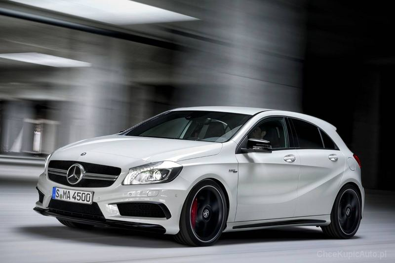 mercedes benz a klasa w176 45 amg 360 km 2015 hatchback. Black Bedroom Furniture Sets. Home Design Ideas