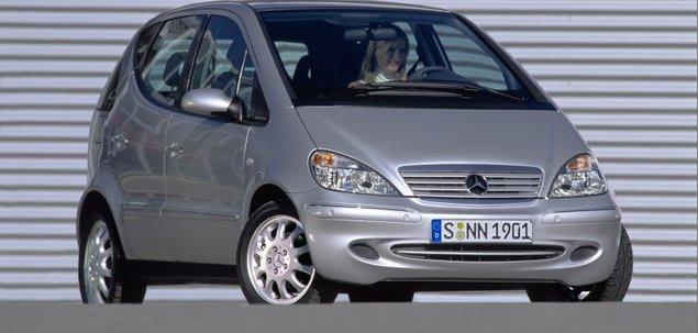Mercedes - Benz A-klasa W168 160 102 KM