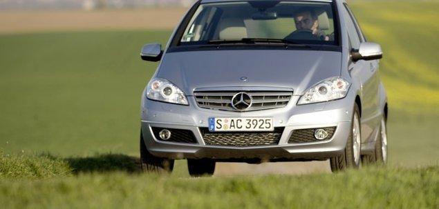 Mercedes - Benz A-klasa W169 170 115 KM