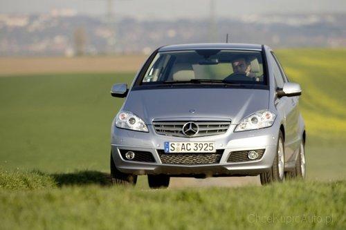 Mercedes - Benz A-klasa