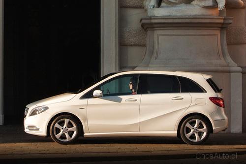 Mercedes - Benz B-klasa