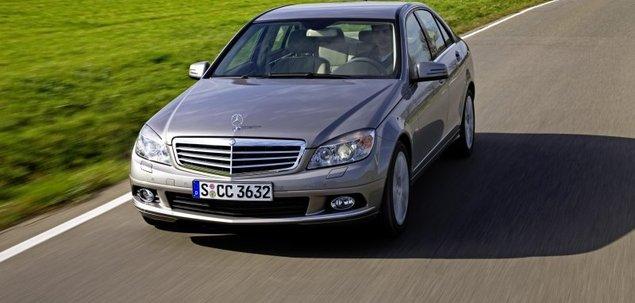Mercedes - Benz C-klasa W204 350 272 KM