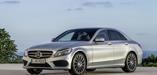 Mercedes - Benz C-klasa W205 160 129 KM