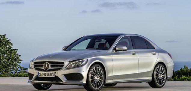 Mercedes - Benz C-klasa W205 400 333 KM