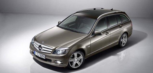 Mercedes - Benz C-klasa S204 200 CDI 136 KM
