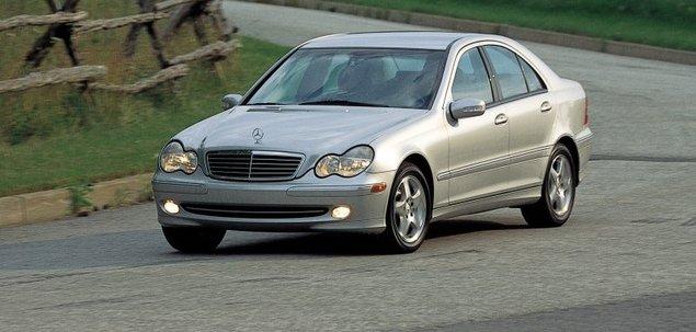 Opinie Mercedes C  Kompressor