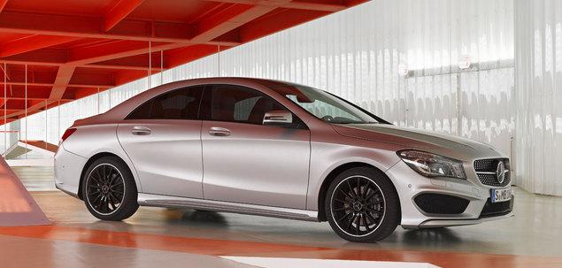 Mercedes - Benz CLA C117 45 AMG 360 KM