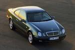 Mercedes - Benz CLK W208 320 218 KM