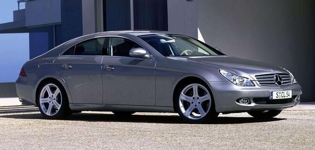 Mercedes - Benz CLS W219 500 306 KM