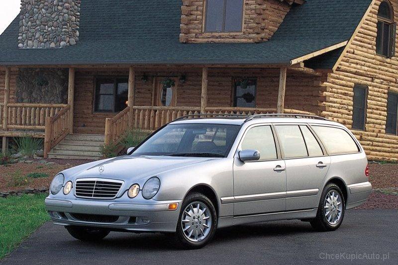 mercedes benz e klasa s210 220 cdi 143 km 2002 kombi skrzynia automatyczna zautomatyzowana. Black Bedroom Furniture Sets. Home Design Ideas