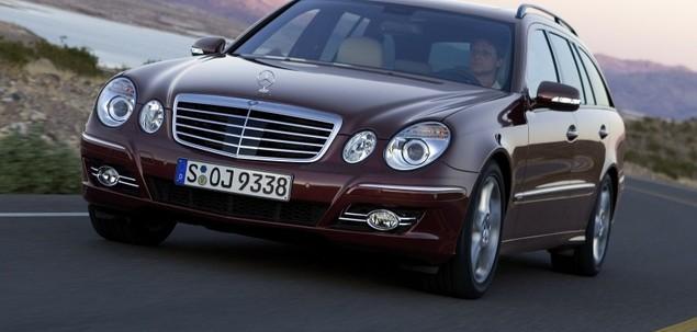 Mercedes - Benz E-klasa S211 500 388 KM