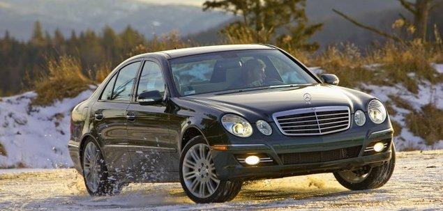 Mercedes - Benz E-klasa W211 320 CDI 224 KM