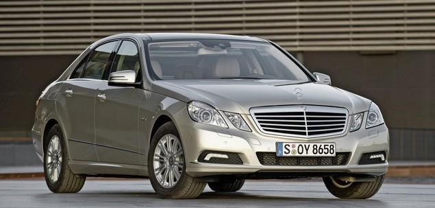 Mercedes - Benz E-klasa W212 500 388 KM
