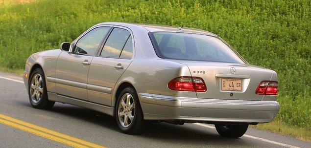 Mercedes - Benz E-klasa W210 220 CDI 143 KM