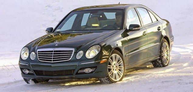 Mercedes - Benz E-klasa W211 280 231 KM