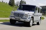 Mercedes - Benz G-klasa W463 270 CDI 156 KM