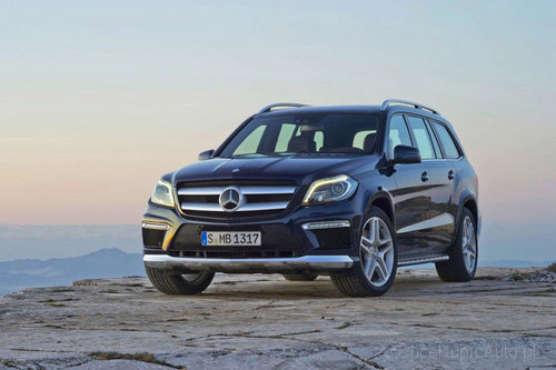 Mercedes - Benz GL