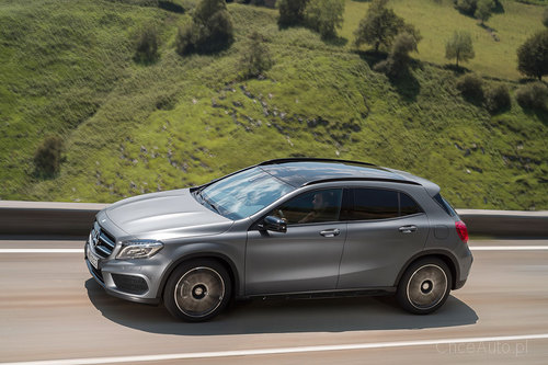 Mercedes - Benz GLA