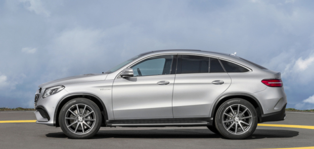 mercedes benz gle c292 450 amg 367 km 2015 suv skrzynia automat nap d 4x4. Black Bedroom Furniture Sets. Home Design Ideas