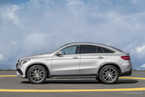 Mercedes - Benz GLE