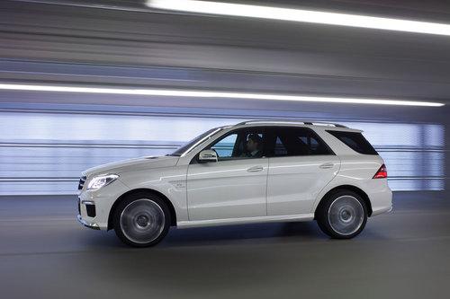 Mercedes - Benz M-klasa