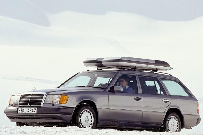 mercedes benz w124 280 193 km 1993 kombi skrzynia r czna. Black Bedroom Furniture Sets. Home Design Ideas