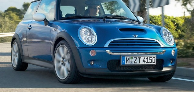 mini cooper r50 1 6 115 km 2004 hatchback 3dr skrzynia r czna nap d przedni. Black Bedroom Furniture Sets. Home Design Ideas