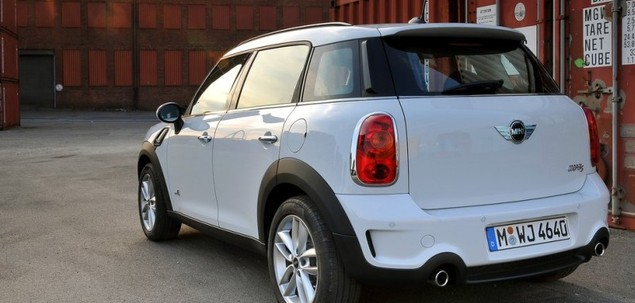 Mini Countryman R60 2.0 D 143 KM
