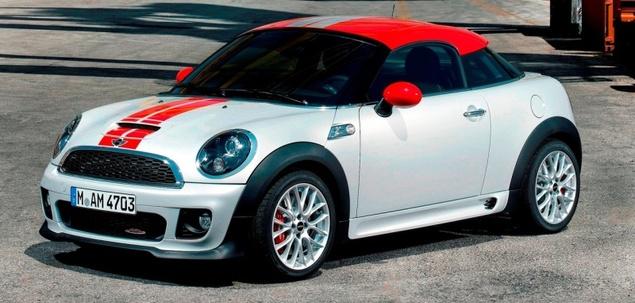 Mini Coupe R58 1.6 cooper 184 KM