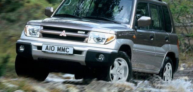 Mitsubishi Pajero Pinin 1.8 GDI 120 KM
