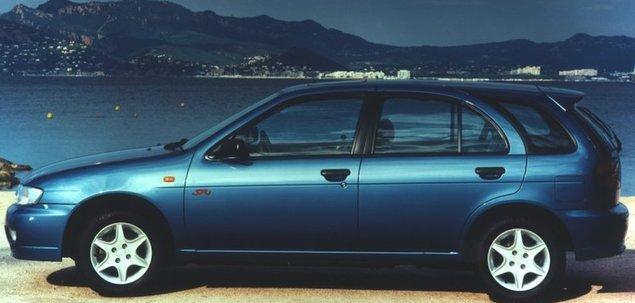 Nissan Almera I 1.4 75 KM