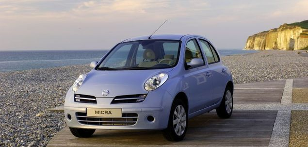 Nissan Micra K12 1.2 65 KM