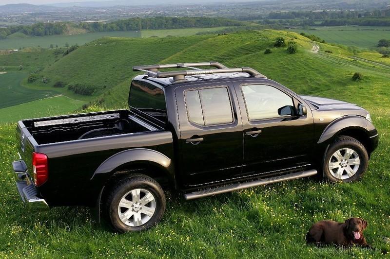 nissan navara iii 2 5 dci 190 km 2012 pickup skrzynia automatyczna zautomatyzowana nap d 4x4. Black Bedroom Furniture Sets. Home Design Ideas