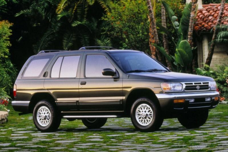 Nissan Pathfinder R50
