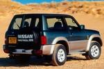 Nissan Patrol GR Y61 2.8 TDI 130 KM